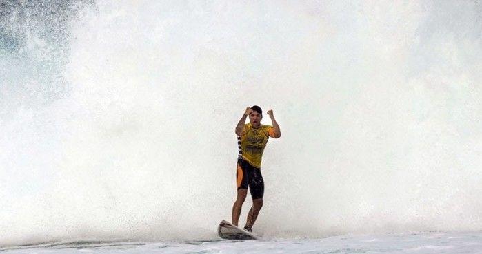 Medina conquista título inédito do surfe mundial para o Brasil - Imagem 1