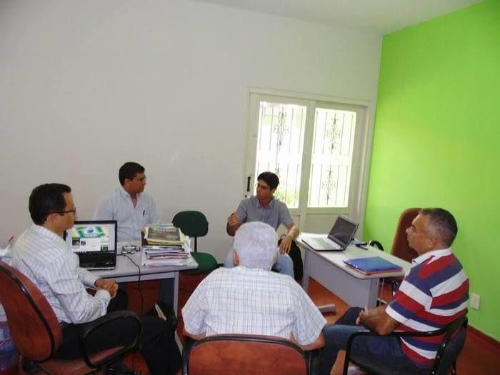 Reunião sobre resíduos sólidos em Guadalupe.  - Imagem 2