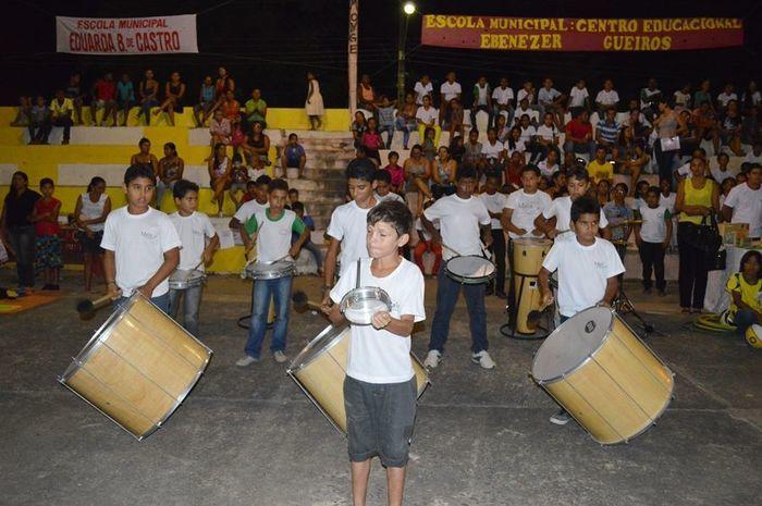 Prefeitura Municipal de Guadalupe através da Secretaria de Educação realizaram a Noite Cultural do Programa Mais Educação - Imagem 3