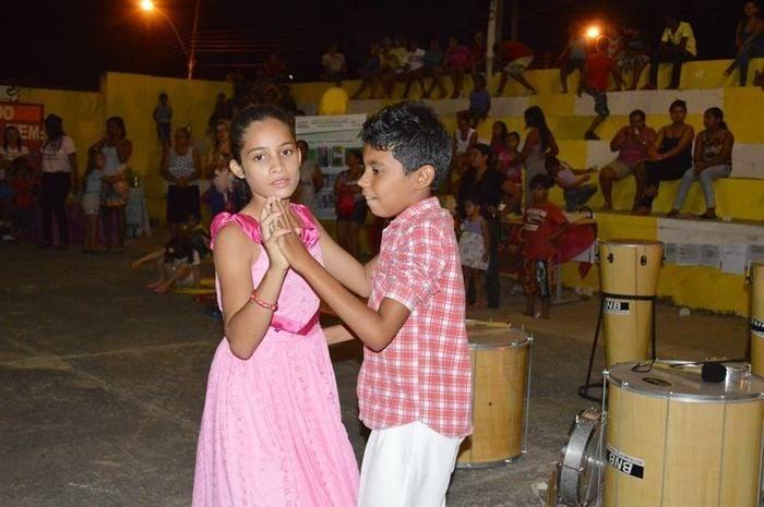 Prefeitura Municipal de Guadalupe através da Secretaria de Educação realizaram a Noite Cultural do Programa Mais Educação - Imagem 4