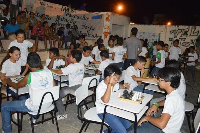 Prefeitura Municipal de Guadalupe através da Secretaria de Educação realizaram a Noite Cultural do Programa Mais Educação - Imagem 9