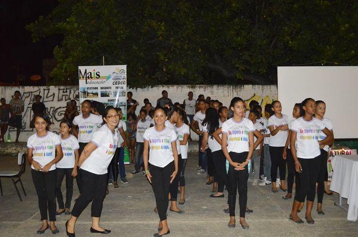 Prefeitura Municipal de Guadalupe através da Secretaria de Educação realizaram a Noite Cultural do Programa Mais Educação - Imagem 5
