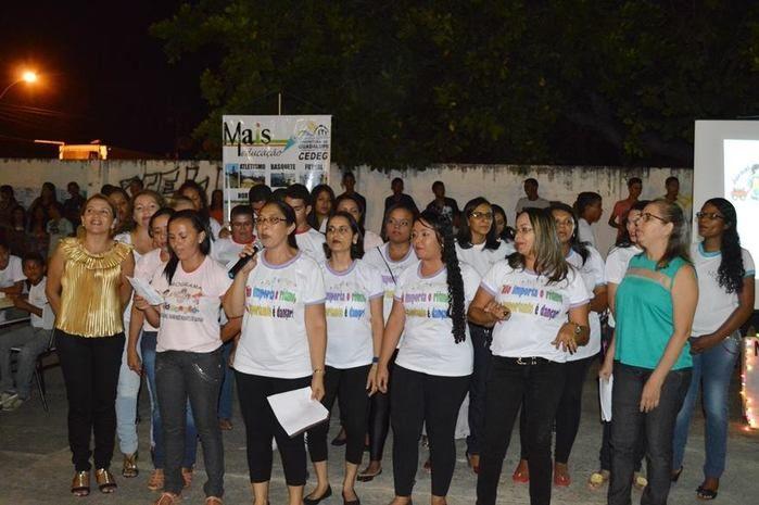 Prefeitura Municipal de Guadalupe através da Secretaria de Educação realizaram a Noite Cultural do Programa Mais Educação - Imagem 1