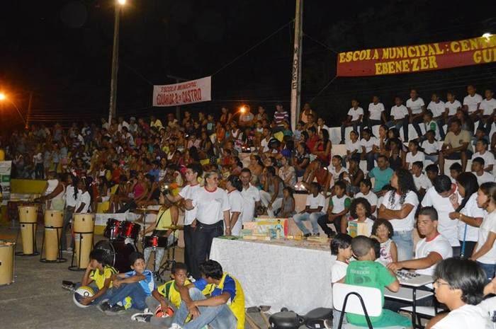 Prefeitura Municipal de Guadalupe através da Secretaria de Educação realizaram a Noite Cultural do Programa Mais Educação - Imagem 11