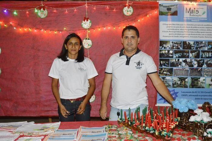 Prefeitura Municipal de Guadalupe através da Secretaria de Educação realizaram a Noite Cultural do Programa Mais Educação - Imagem 6