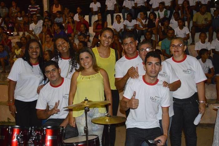 Prefeitura Municipal de Guadalupe através da Secretaria de Educação realizaram a Noite Cultural do Programa Mais Educação - Imagem 10