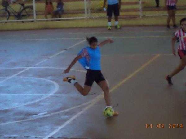 Time feminino de futebol de Cristalândia Bad Girls são convidados a um desafio na cidade vizinha e se dá bem - Imagem 12