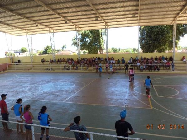 Time feminino de futebol de Cristalândia Bad Girls são convidados a um desafio na cidade vizinha e se dá bem - Imagem 14