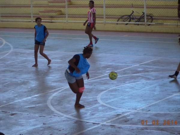Time feminino de futebol de Cristalândia Bad Girls são convidados a um desafio na cidade vizinha e se dá bem - Imagem 15