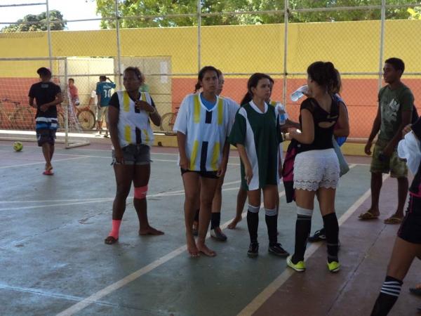 Time feminino de futebol de Cristalândia Bad Girls são convidados a um desafio na cidade vizinha e se dá bem - Imagem 10