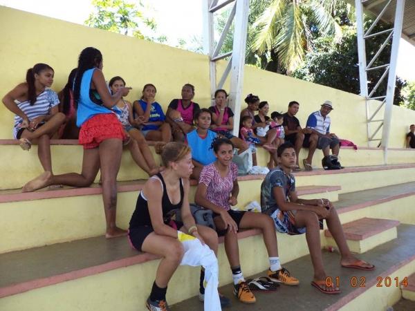 Time feminino de futebol de Cristalândia Bad Girls são convidados a um desafio na cidade vizinha e se dá bem - Imagem 45