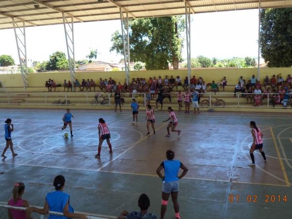 Time feminino de futebol de Cristalândia Bad Girls são convidados a um desafio na cidade vizinha e se dá bem - Imagem 13