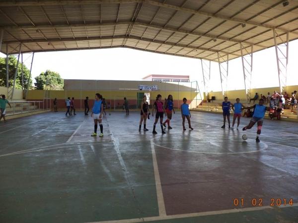 Time feminino de futebol de Cristalândia Bad Girls são convidados a um desafio na cidade vizinha e se dá bem - Imagem 23