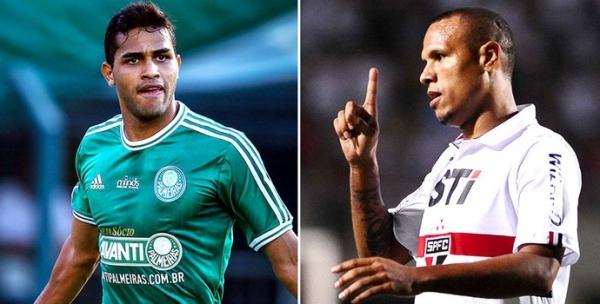 Duelo entre Palmeiras e São Paulo opõe incômodo jejum em clássicos
