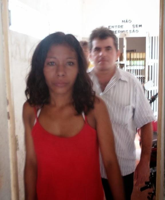 Marido leva tesouradas da companheira por uma crise de cíúmes