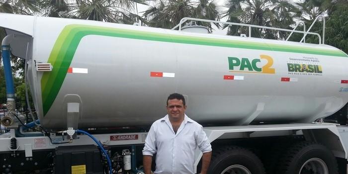 Máquinas do PAC 2 são entregues a 133 municípios piauienses na APPM