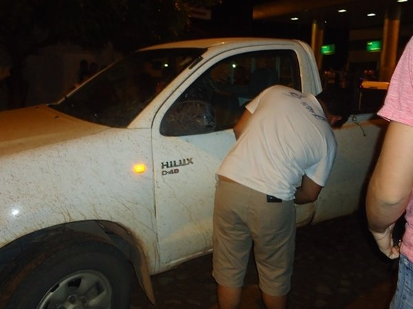 Jovem de 15 anos é atropelado por Hilux ao seguir para igreja no interior do Piauí