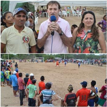 Público comparece e prestigia o segundo domingo do Festival Desportivo de Férias, veja!