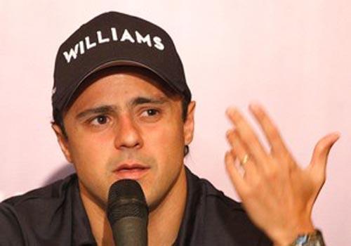 Massa faz visita a Schumacher: