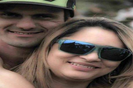Mulher encontrada morta com namorado foi estrangulada com cabo de computador