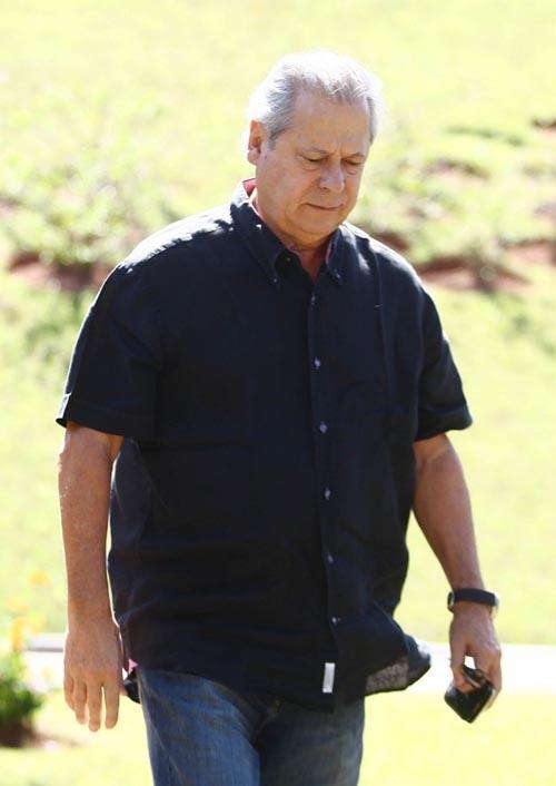 Dirceu entra com recurso no STF contra decisão de Barbosa