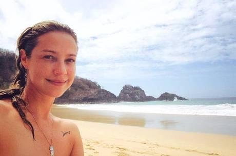 Luana Piovani arma barraco após programa de Fátima Bernardes, diz jornal