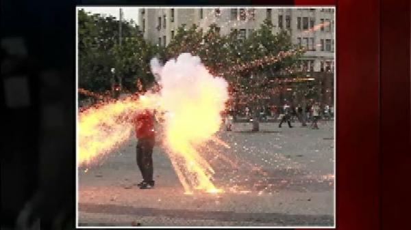 Suspeito de lançar rojão que matou cinegrafista é preso na Bahia