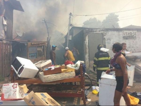 Tenente desabafa após bombeiros serem assaltados: