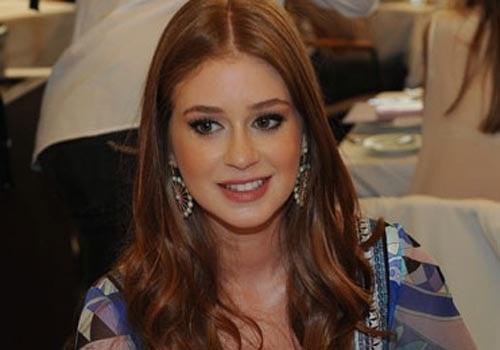 Toda Fashion, Marina Ruy Barbosa participa de evento