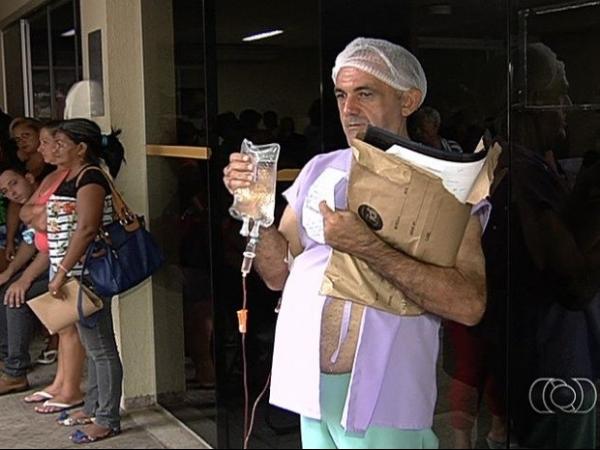 Paciente vai protestar na rua ao ter cirurgia cancelada em cima da hora