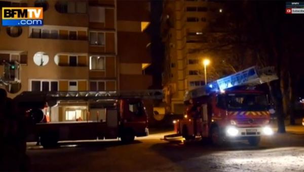 Três irmãs morrem em incêndio em prédio perto de Paris