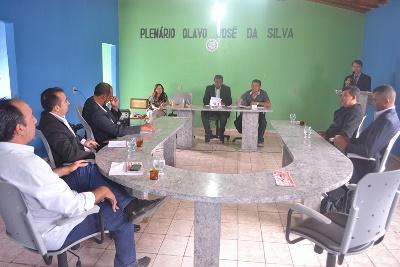 MASSAPÊ: Sessão solene da Câmara Municipal abre os trabalhos legislativos de 2014