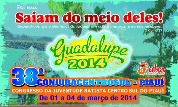 Faltam só 09 dias para o Inicio do 38°Conjuba (Congresso da Juventude Batista do Centro sul Piauí) - Imagem 2