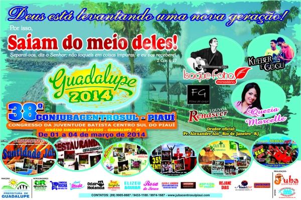 Faltam só 09 dias para o Inicio do 38°Conjuba (Congresso da Juventude Batista do Centro sul Piauí) - Imagem 4
