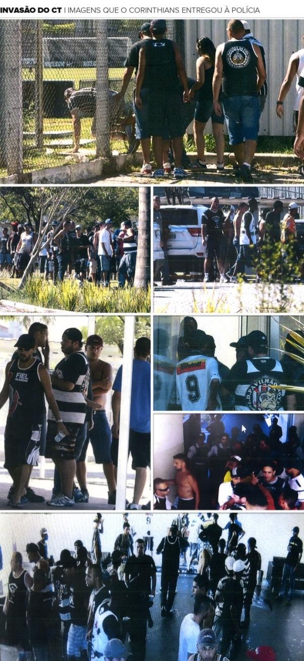 Polícia cumpre mandados de prisão contra invasores; dez são detidos