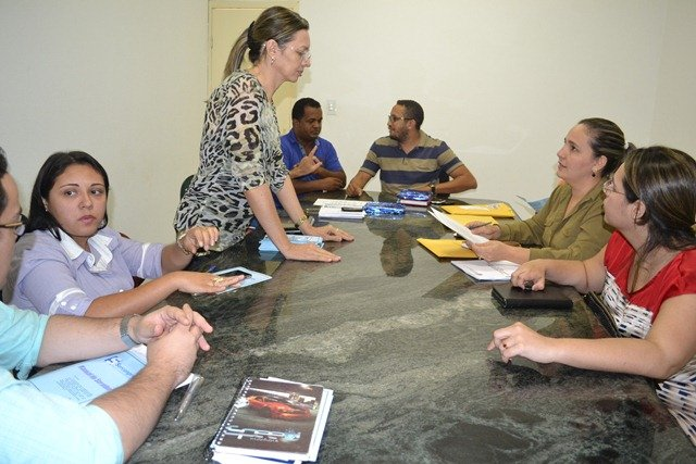Prefeitura realiza reunião com assessores da Serconprev