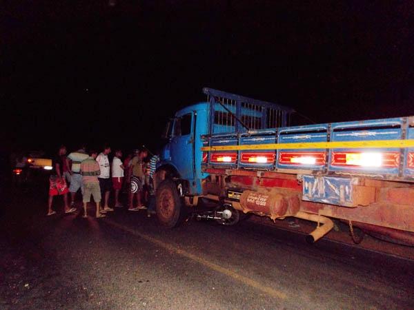 Irmão de radialista morre após grave colisão de carro e moto no Norte do Piauí