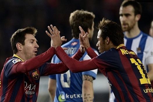 Barça pagará para evitar processo em negociação por Neymar, diz jornal
