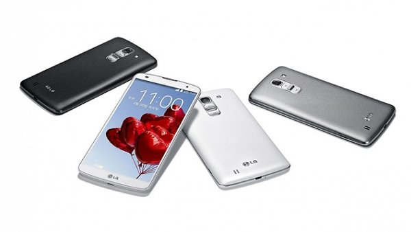 LG apresenta G Pro 2, smartphone gigante e com câmera 4K