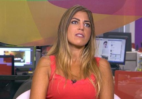 Bruna Surfistinha diz que já fez programa com ex-jogador do Palmeiras
