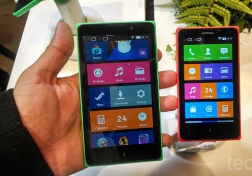 Nokia apresenta o seu 1º smartphone com Android; top de linha tem 5 polegadas