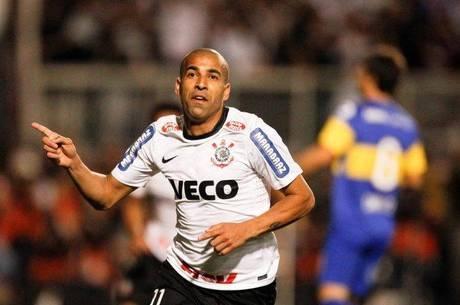Emerson Sheik pode trocar o Timão pelo Atlético-MG, segundo jornal