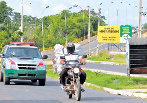 Ponte faz crescer a violência no Mocambinho em Teresina