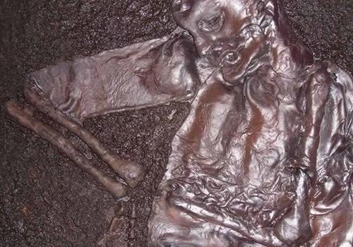 Ladrão rouba carro mas foge após encontrar corpo mumificado dentro de veículo
