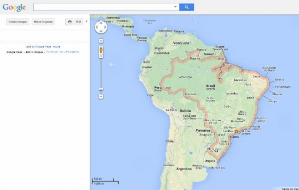 Saiba como manter o Google Maps na versão antiga