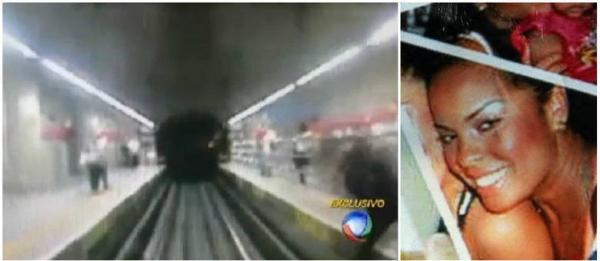 Suspeito de empurrar mulher nos trilhos do metrô é preso em MG
