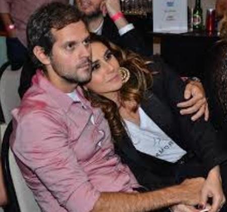 Marido de Gi Antonelli maltrata atores cria mal-estar nos bastidores da Globo