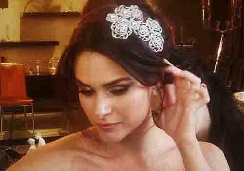 Fernanda Machado se casa em Maringá, no Paraná; veja fotos