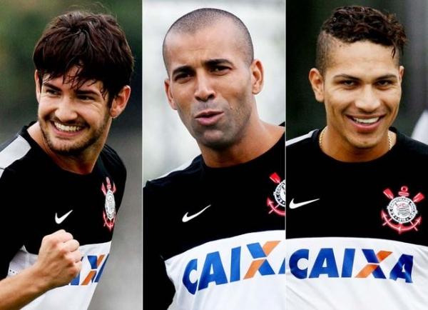Emerson, Pato e Guerrero contratam guarda-costas particulares