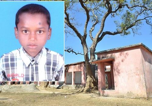 Menino de 8 anos é espancado até a morte por professor depois de não conseguir resolver equação matemática